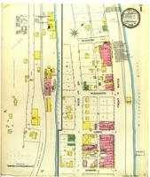 Clarksville, Missouri, 1893 March, sheet 1