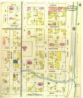 Clarksville, Missouri, 1893 March, sheet 2