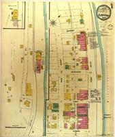 Clarksville, Missouri, 1900 May, sheet 1