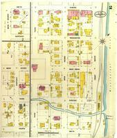 Clarksville, Missouri, 1900 May, sheet 2