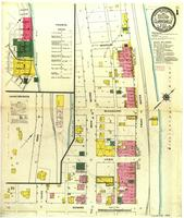 Clarksville, Missouri, 1909 September, sheet 1