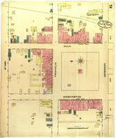 Clinton, Missouri, 1885 October, sheet 2