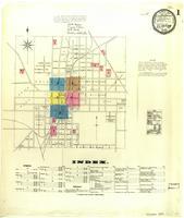 Clinton, Missouri, 1891 November, sheet 1