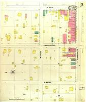 Clinton, Missouri, 1891 November, sheet 3