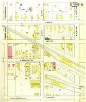 Clinton, Missouri, 1891 November, sheet 6