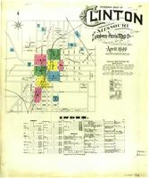 Clinton, Missouri, 1896 April, sheet 1