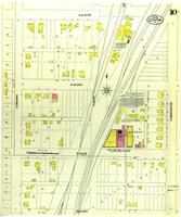 Clinton, Missouri, 1902 February , sheet 10