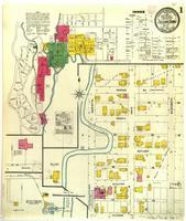 Excelsior Springs, Missouri, 1905 November, sheet 1