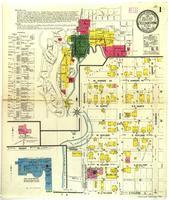 Excelsior Springs, Missouri, 1909 June, sheet 1