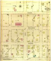 Edina, Missouri, 1886 May, sheet 3