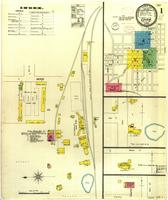 Edina, Missouri, 1898 October, sheet 1