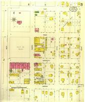 Edina, Missouri, 1898 October, sheet 3