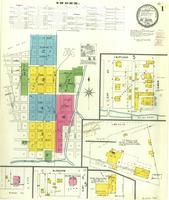 De Soto, Missouri, 1900 October, sheet 1