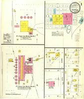 Deepwater, Missouri, 1900 June, sheet 1