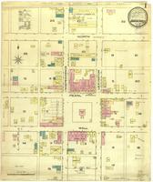 Harrisonville, Missouri, 1885 August, sheet 1