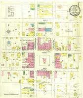 Harrisonville, Missouri, 1892 October, sheet 1