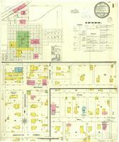 Harrisonville, Missouri, 1898 September, sheet 1