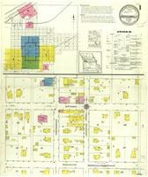Harrisonville, Missouri, 1918 January, sheet 1