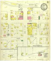Hamilton, Missouri, 1893 October, sheet 1