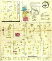 Granby, Missouri, 1914 March, sheet 1
