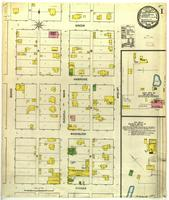Higginsville, Missouri, 1892 December, sheet 1