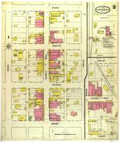 Higginsville, Missouri, 1892 December, sheet 2