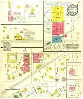 Higginsville, Missouri, 1900 April, sheet 1