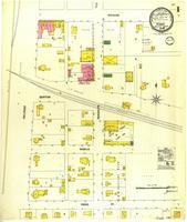 Higbee, Missouri, 1900 February, sheet 1