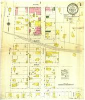 Higbee, Missouri, 1910 January, sheet 1