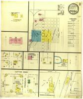 Kirksville, Missouri, 1886 May, sheet 1