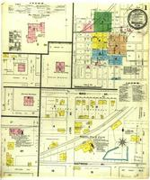 Marshall, Missouri, 1889 December, sheet 1