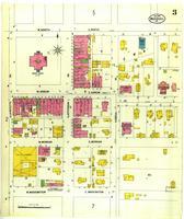 Marshall, Missouri, 1900 March, sheet 3
