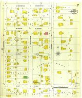 Marshall, Missouri, 1900 March, sheet 7