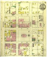 Maryville, Missouri, 1886 February, sheet 1