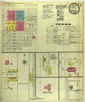 Maryville, Missouri, 1891 December, sheet 1