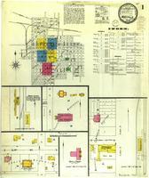 Maryville, Missouri, 1900 August, sheet 1