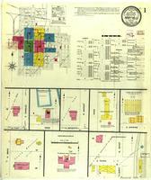 Maryville, Missouri, 1909 February, sheet 1
