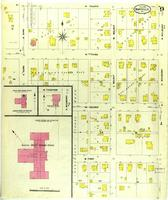 Maryville, Missouri, 1909 February, sheet 9