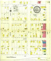 Meadville, Missouri, 1910 March, sheet 1