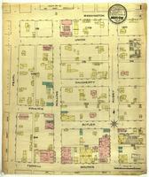 Macon, Missouri, 1885 November, sheet 1