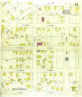 Macon, Missouri, 1909 April, sheet 11