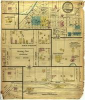 Lexington, Missouri, 1885 August, sheet 1