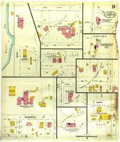 Lexington, Missouri, 1900 May, sheet 9