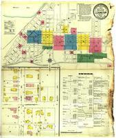 Lexington, Missouri, 1910 January, sheet 01