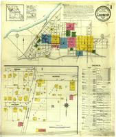 Lexington, Missouri, 1918 January, sheet 1