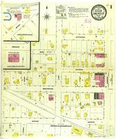Lancaster, Missouri, 1909 June, sheet 1