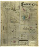 Moberly, Missouri, 1884 May, sheet 1