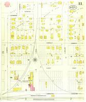 Moberly, Missouri, 1899 May, sheet 11