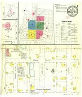Monroe City, Missouri, 1909 August, sheet 1