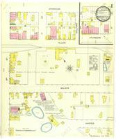 Montgomery City, Missouri, 1893 March, sheet 1
